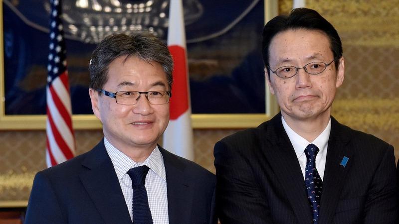 Skepticism dogs U.S. envoy's North Korean peace efforts