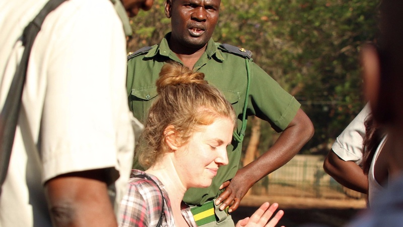 Zimbabwe government charges U.S. woman over tweet