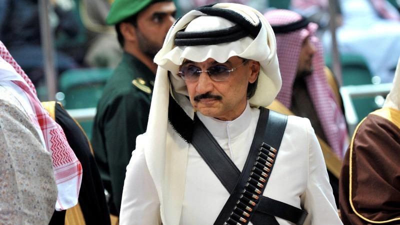 Arrest of billionaire prince worries investors