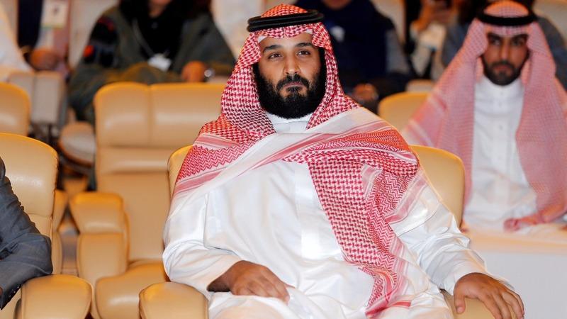 Saudi Arabia's Crown Prince tightens his grip on power