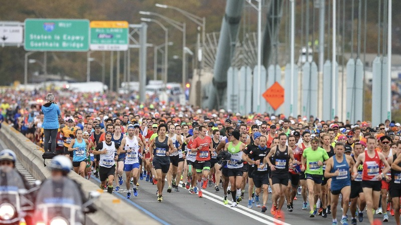 INSIGHT: Runners compete in 2017 NYC Marathon