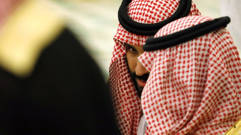 Eleven royals detained as Saudi crackdown widens