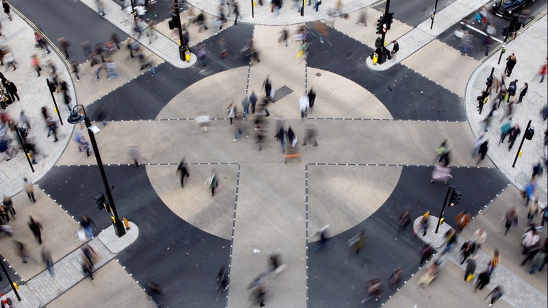 London's Oxford Street may banish cars