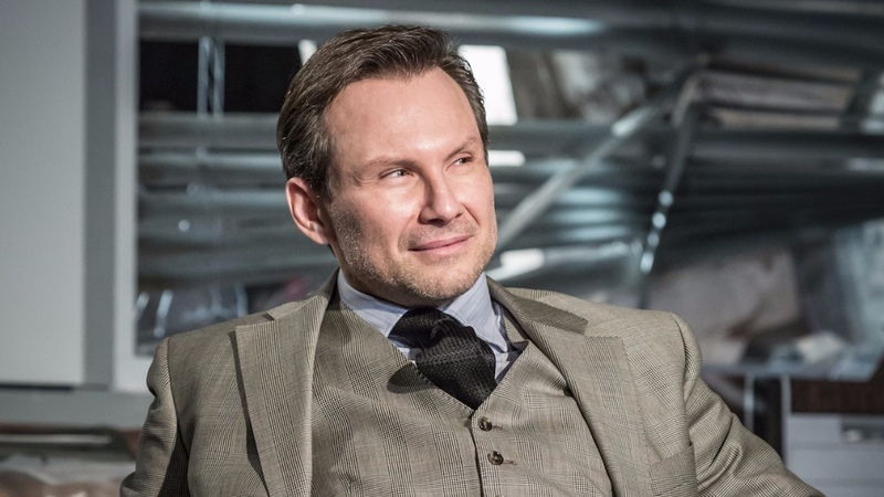 Christian Slater: 'The era of abuse has to come to an end'