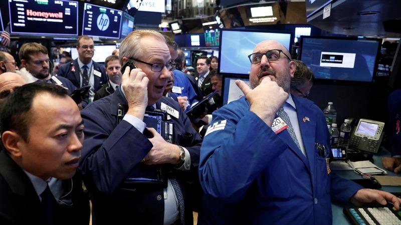 Wall Street bets tax cut will fund stock buybacks