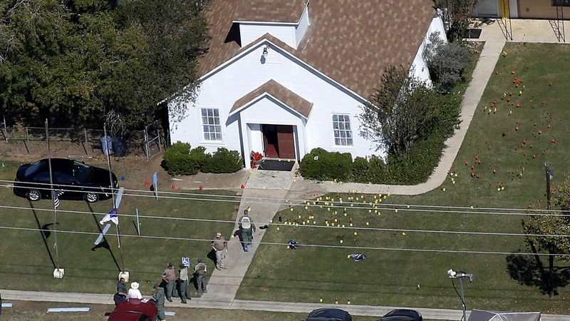 After shooting, rural Texas congregations face new worries