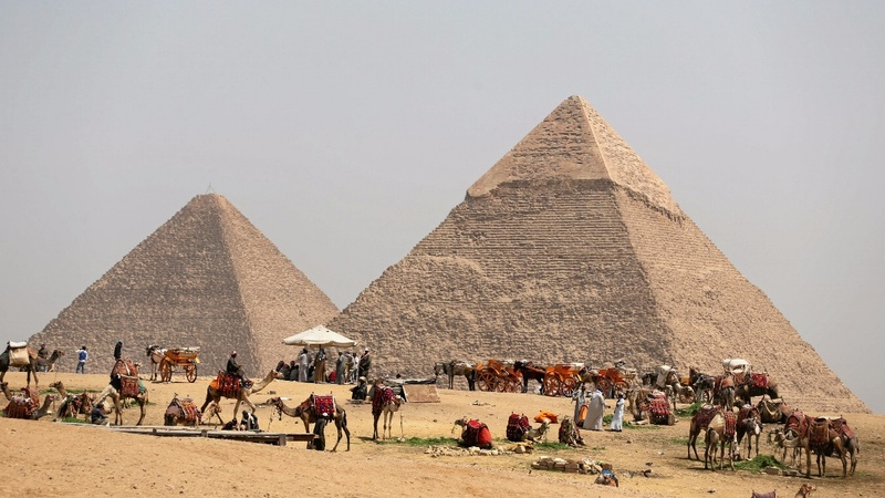 INSIGHT: Virtual reality lab offers tour inside Great Pyramid
