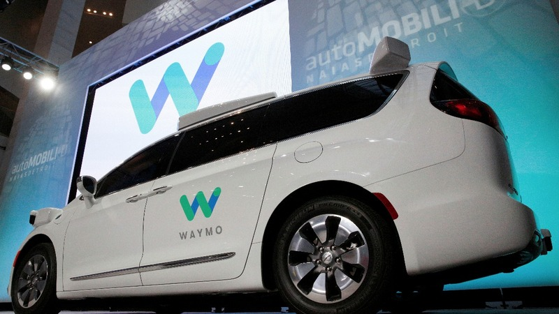 Google's Waymo to launch robotaxis: humans need not apply