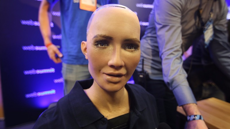INSIGHT: Sophia the robot says 'I have feelings too'