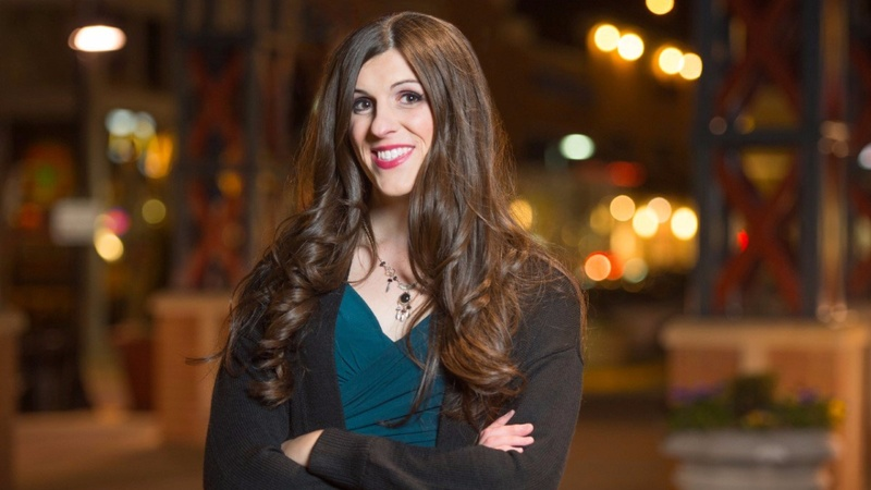 Transgender Democrat makes history in Virginia
