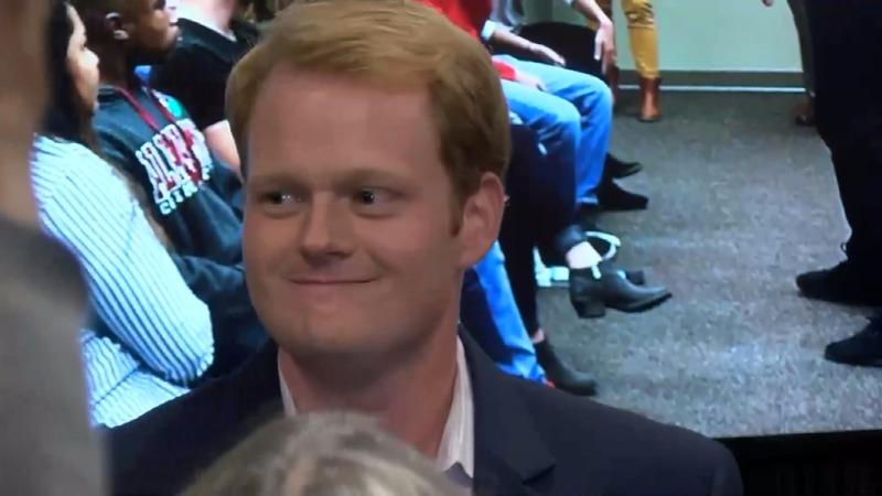 Former TV anchor Hurst wins election in Virginia