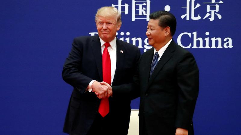 VERBATIM: Trump speaks after meeting with Xi Jinping