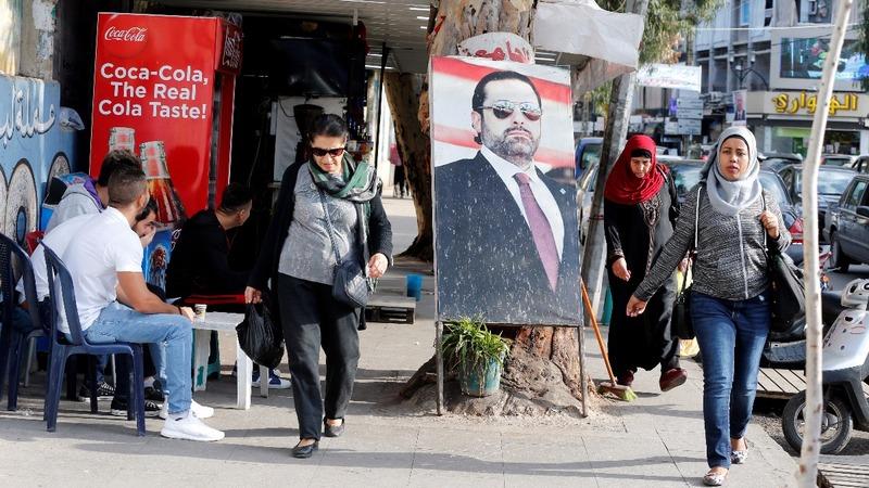 Beirut fears Riyadh is holding former PM Hariri