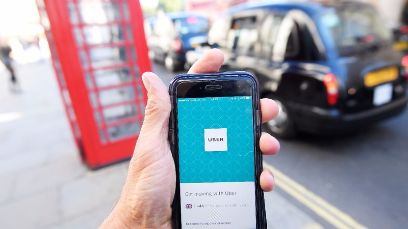 Embattled Uber loses UK workers' rights appeal