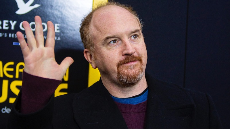 Louis C.K. says allegations of misconduct are true