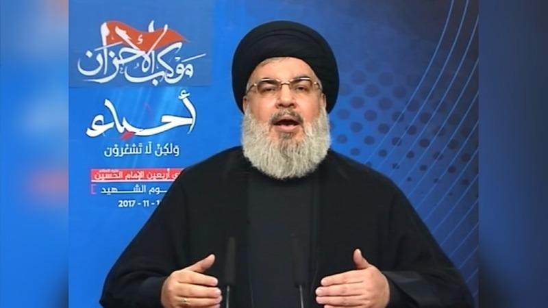 Hezbollah says Saudi declares Lebanon war