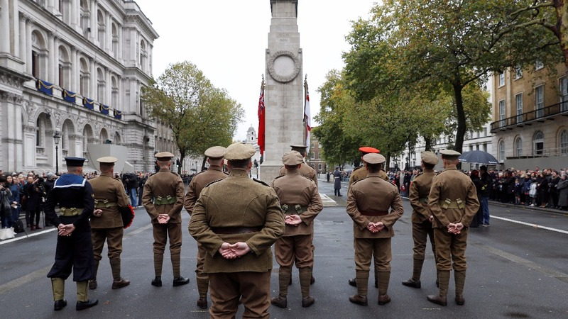INSIGHT: UK unites for Armistice Day remembrance