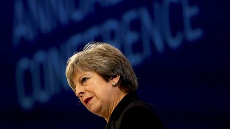 UK Prime Minister Theresa May is under fire