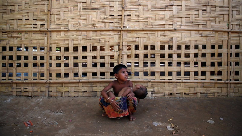 Myanmar military denies atrocities against Rohingya