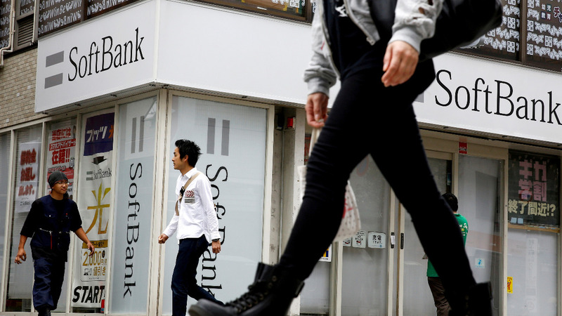 Softbank weighs up $10 bln investment in Uber