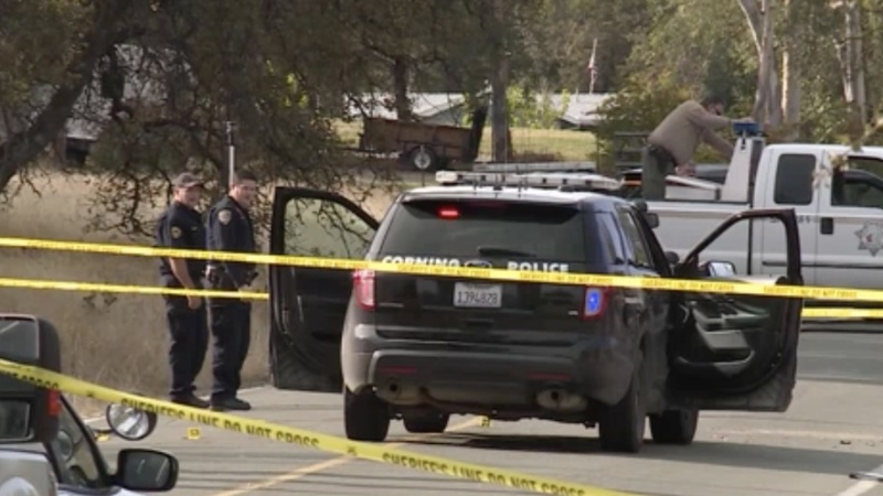 Gunman kills four in California shooting spree