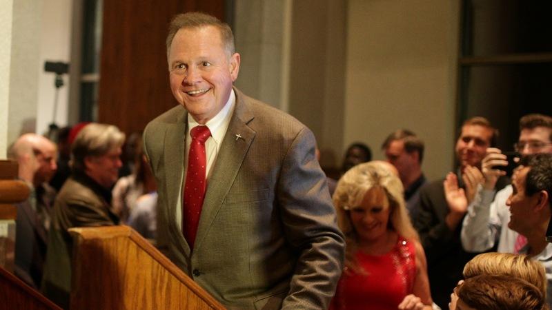 U.S. Republicans seek to block Moore from Senate