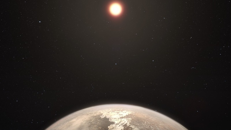 Astronomers discover 'Earth-like planet'