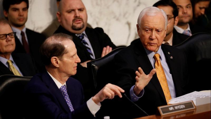 VERBATIM: Senators clash over health cuts in GOP tax plan