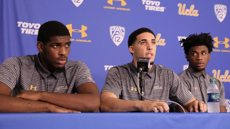 VERBATIM: UCLA players detained in China apologize, thank Trump