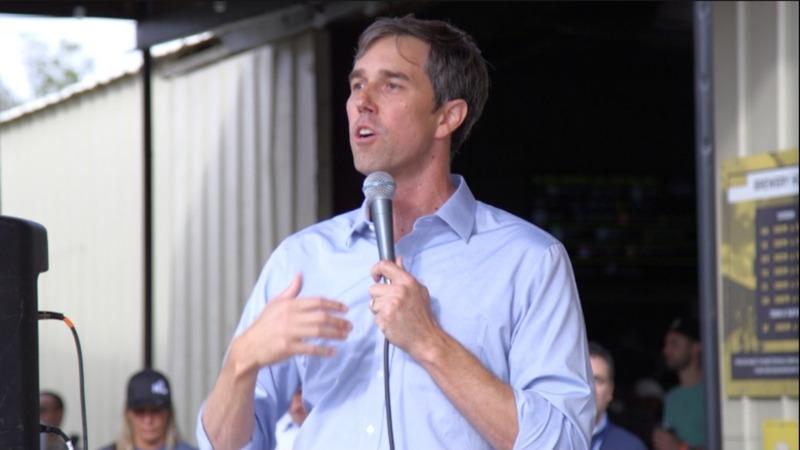 O'Rourke's longshot Senate bid in Texas picks up steam
