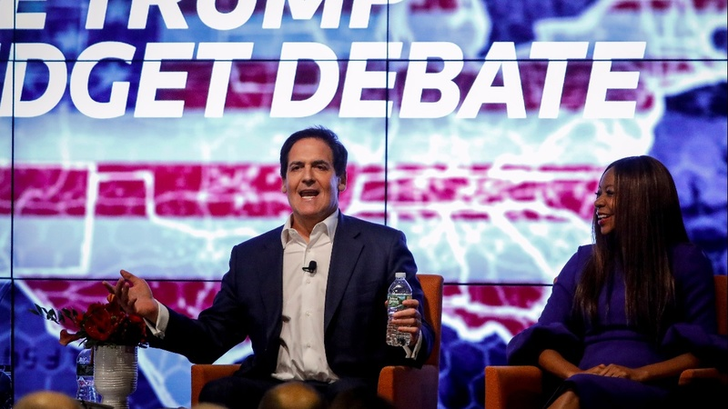 VERBATIM: Billionaire Cuban debates economist over A.I.