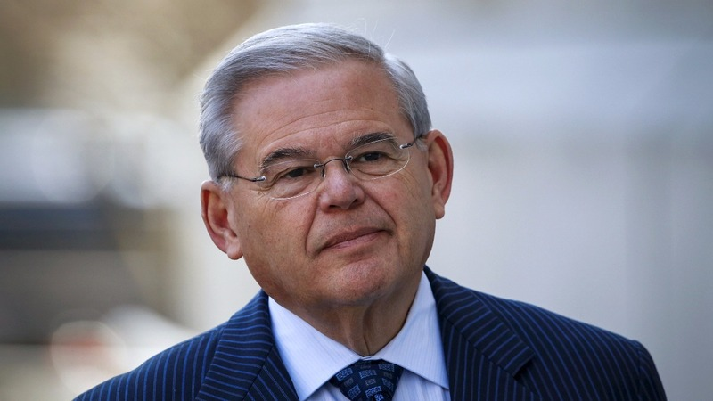 Judge declares mistrial in Menendez corruption case