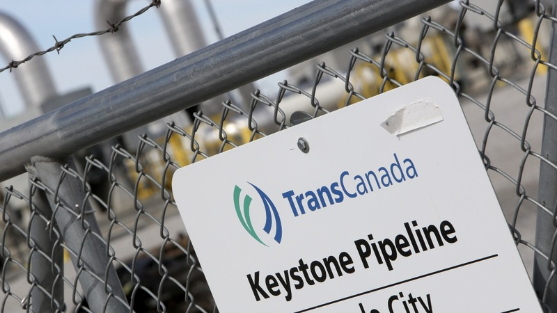 Keystone pipeline shut after South Dakota spill