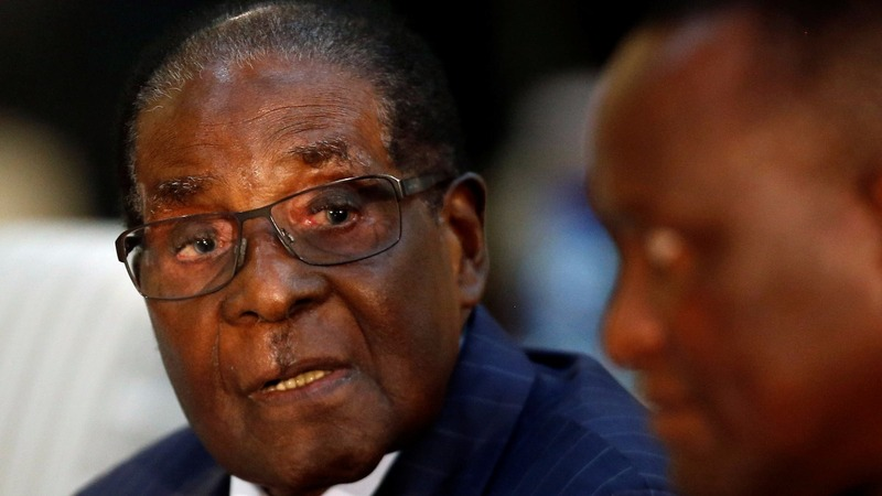 Zimbabwe's ruling party 'planning' to fire Mugabe