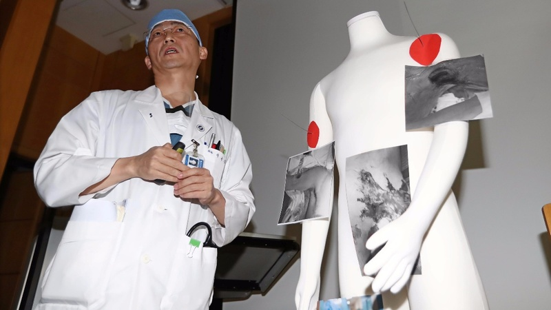 Defector's surgery hints at North Korea's food problems