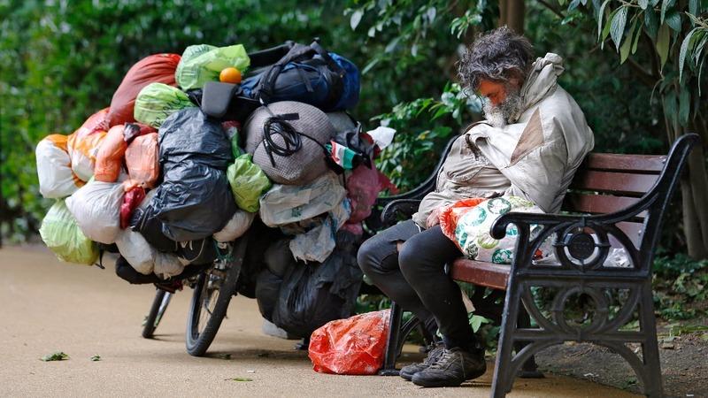 Crowdfunding job skills for the UK's homeless