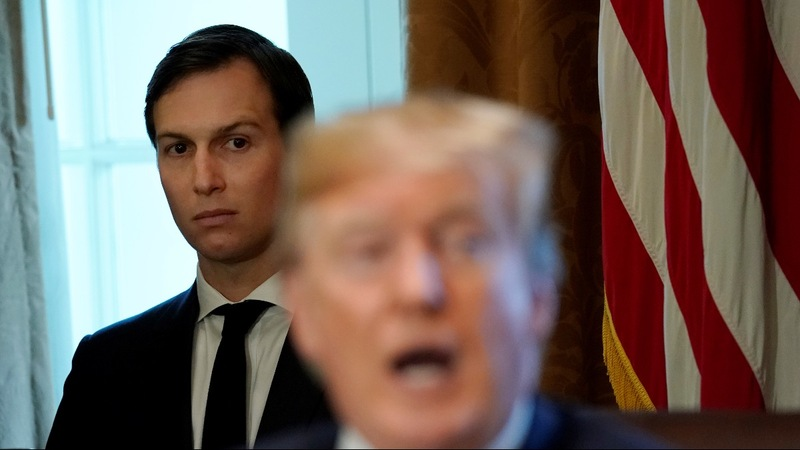 Lawmakers: Kushner withheld info from Russia probe