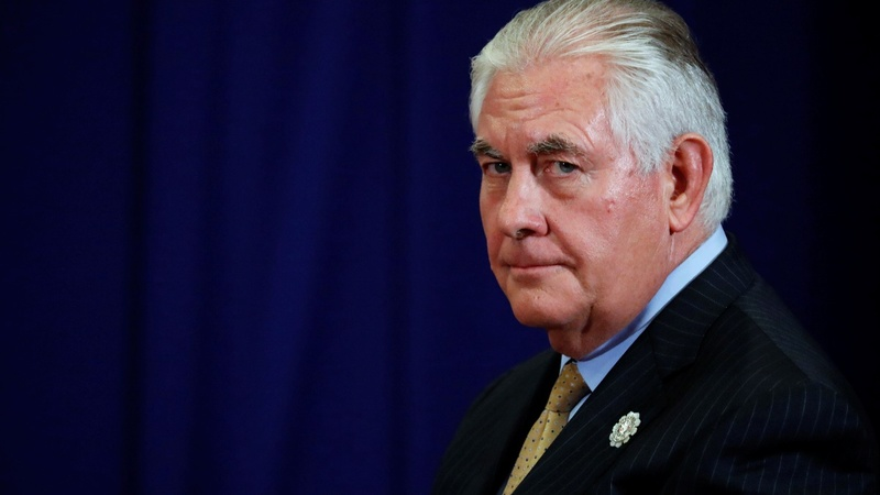 VERBATIM: Tillerson urges return to civilian rule in Zimbabwe