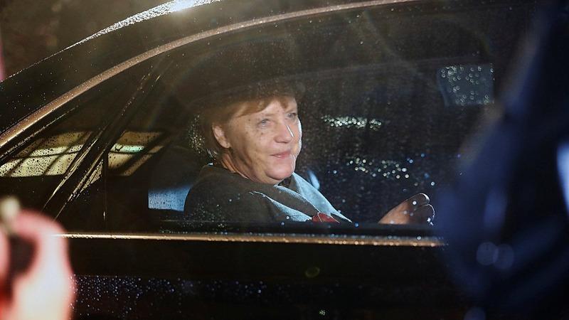 Germany's coalition talks drag on