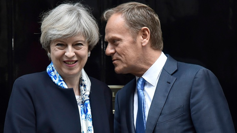 VERBATIM: Tusk issues Brexit ultimatum to UK