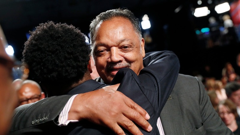 Jesse Jackson has Parkinson's disease