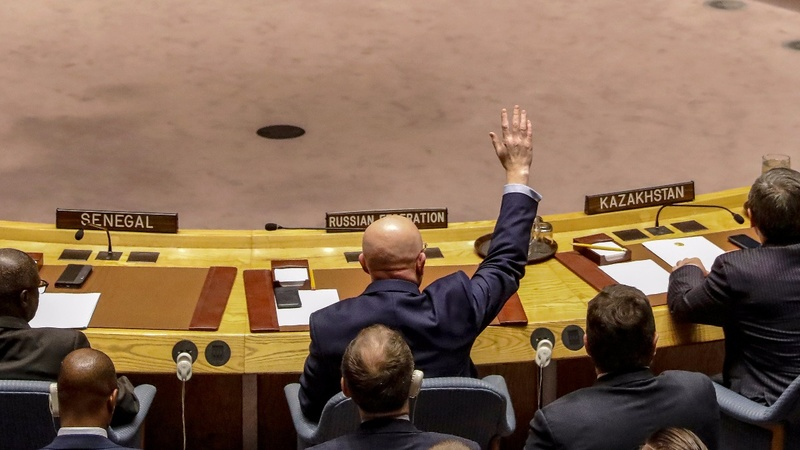 Russia casts 11th U.N. Syria veto, again blocking inquiry
