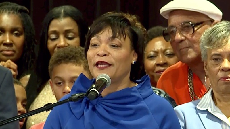 First female mayor elected in New Orleans