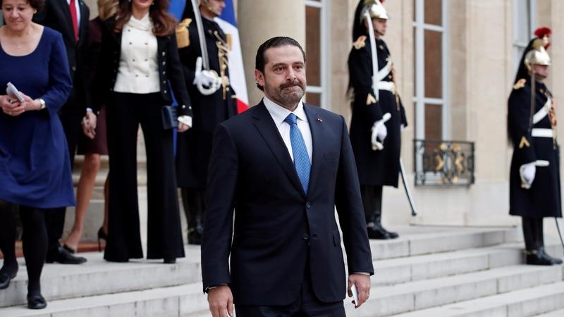 Lebanon's Hariri expected back in a few days