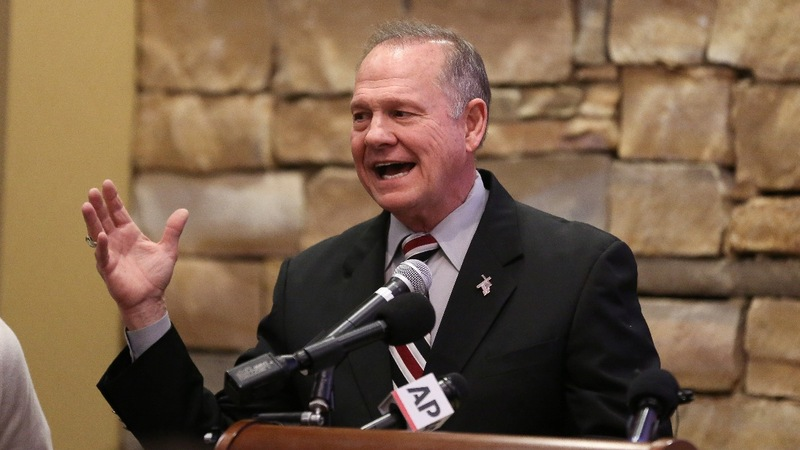 Religious leaders split over Alabama Senate race