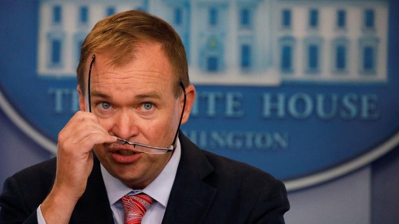 VERBATIM: White House could drop Obamacare mandate repeal in tax bill