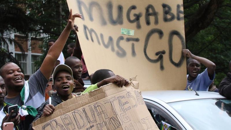 Mugabe resignation deadline passes as impeachment looms