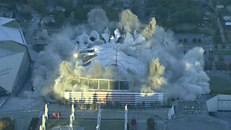 INSIGHT: Georgia Dome demolished in scheduled implosion