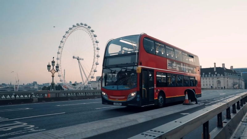 Coffee grounds to help power London's buses