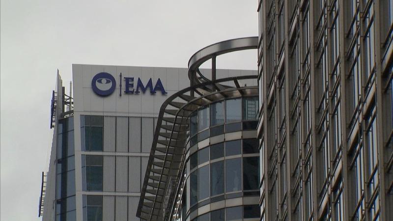 Amsterdam and Paris win post-Brexit EU agencies